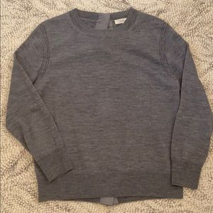Marc Jacobs wool crystal button sweater